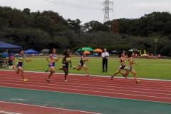 津田100m準決勝2